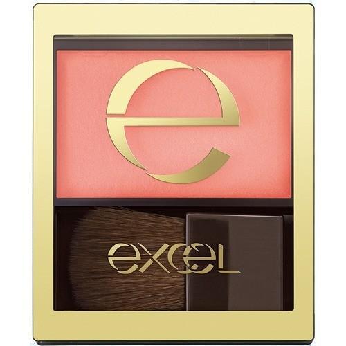 エクセル スキニーリッチチーク RC04 シェルコーラル ( 1コ入 )/ エクセル(excel)|soukai