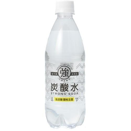 強炭酸水 ( 500ml*24本入 ) soukai
