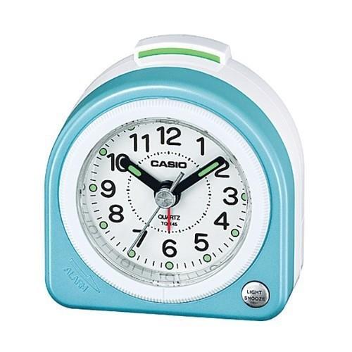 カシオ 置時計 ブルー TQ-145-2JF ( 1コ入 ) soukai