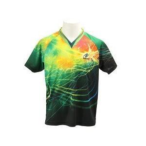 ニッタク ゲームシャツ スカイメロディシャツ グリーン 150サイズ ( 1枚入 )/ ニッタク