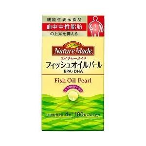 ネイチャーメイド フィッシュオイルパール ( 180粒 )/ ネイチャーメイド(Nature Made)|soukai