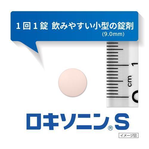 (第1類医薬品)ロキソニンS(セルフメディケーション税制対象) ( 12錠 )/ ロキソニン|soukai|03