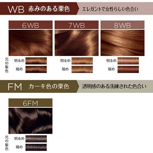 ロレアル パリ エクセランス R クリームタイプ 6NG 緑がかったやや明るい栗色 ( 1セット )/ エクセランス ( 白髪染め )|soukai|15