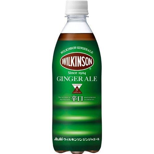 ウィルキンソン ジンジャエール ( 500ml*24本入 )/ ウィルキンソン soukaidrink