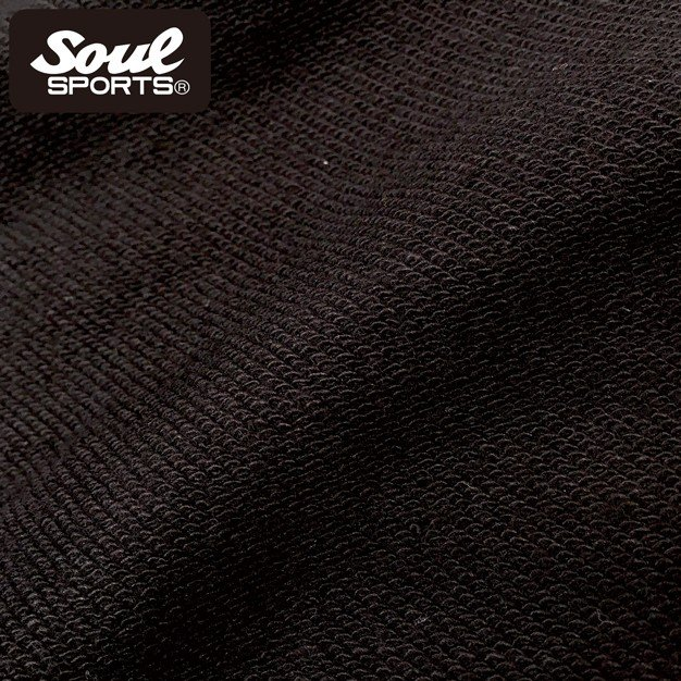 SOUL SPORTSオリジナル アメコミ風ダッシュマンロゴジップパーカ ブラック 2018新作|soul-sports|13