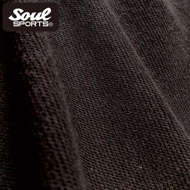 SOUL SPORTSオリジナル プリントロゴ スウェットパンツ(ロング丈) ブラック 2018新作|soul-sports|13