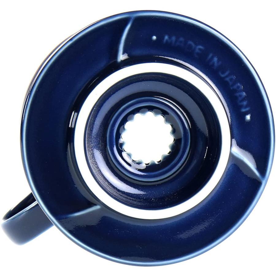 ILCANA セラミックドリッパー 01 ネイビー|soupstore|06