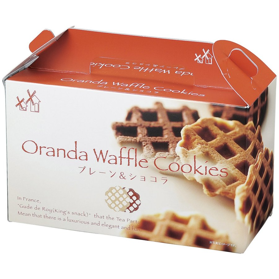 オランダワッフルクッキー プレーン&ショコラ sp-gifts 02