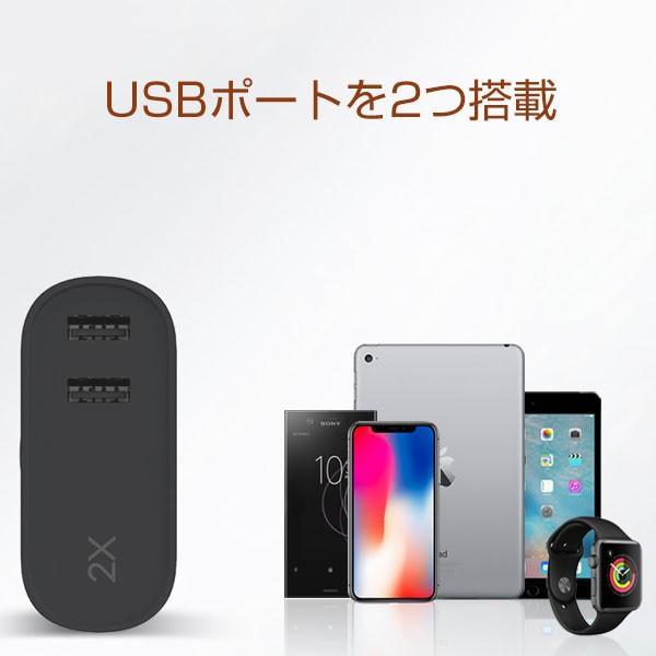 モバイルバッテリー 5000mAh  2ポート 大容量 コンパクト スマホ充電器 急速 iPhone Android 携帯充電器 スマホ 充電器 solove【PSEマーク付】|sp-plus|10