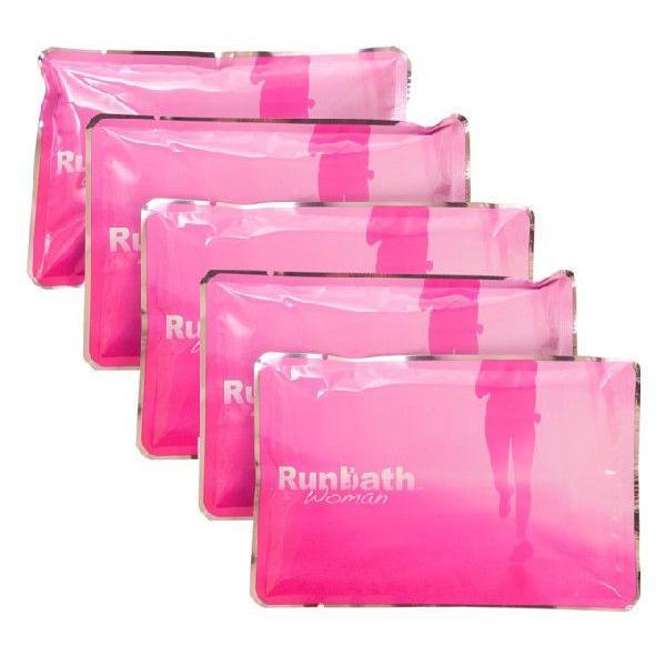 Runbath Woman ランバスウーマン5袋セット 送料無料 運動後の入浴に コラーゲン ヒアルロン酸 入浴剤 紫外線 日焼け 対策にも|spalabo