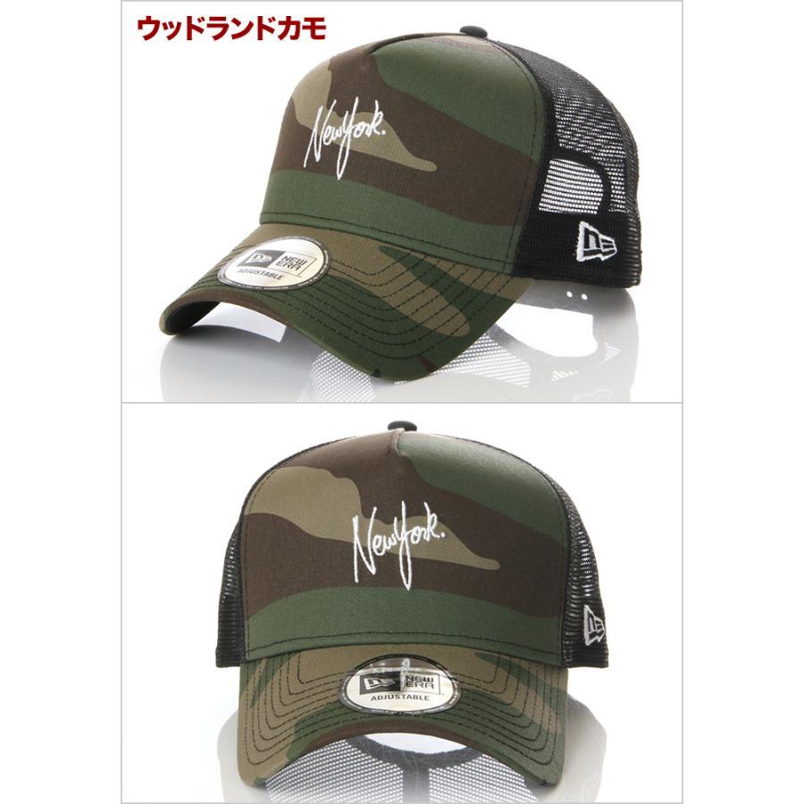ニューエラ メッシュキャップ 帽子 メンズ レディース キャップ NEW ERA NY LA スナップバック CAP ニューヨーク ロサンゼルス ブランド 黒 紺 デニム 迷彩 白|spark|04