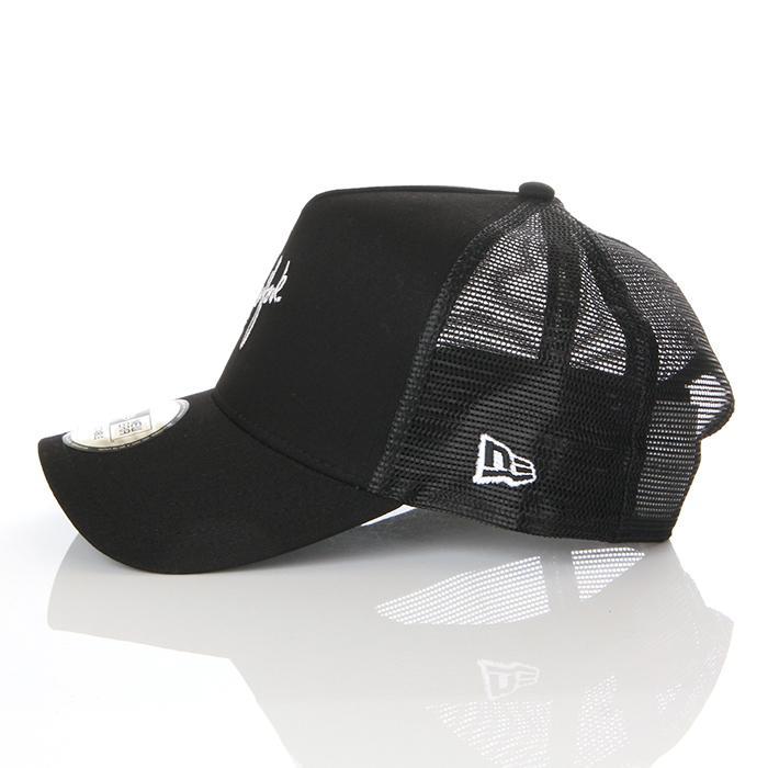 ニューエラ メッシュキャップ 帽子 メンズ レディース キャップ NEW ERA NY LA スナップバック CAP ニューヨーク ロサンゼルス ブランド 黒 紺 デニム 迷彩 白|spark|07