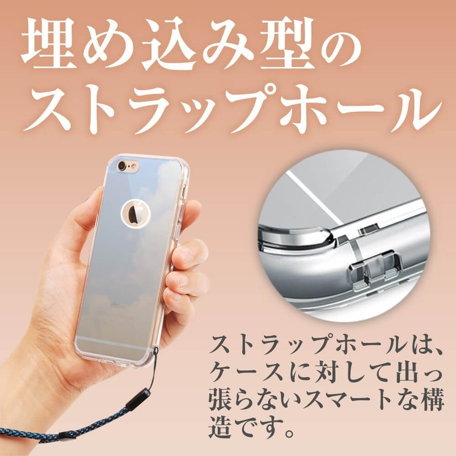 iPhone7 iPhone7plus iPhone8 iPhone8plus ケース iPhone6s クリアケース スマホケース 100円ポッキリ Ringke Fusion Mirror ミラー メール便送料無料 *|specdirect|05
