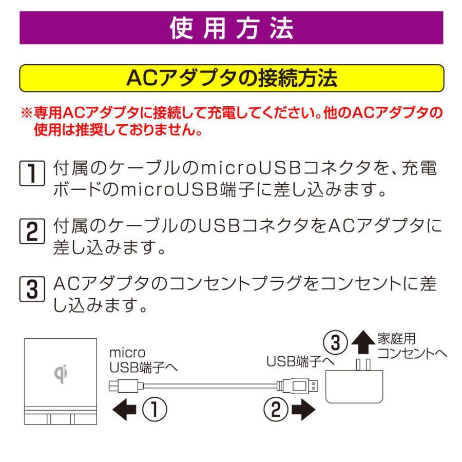 ワケあり値下げセール スマホ ワイヤレス 充電器 充電ボード パッド Qi認定 1年保証 iPhone12 / 11 / XR / X / 送料無料* specdirect 09
