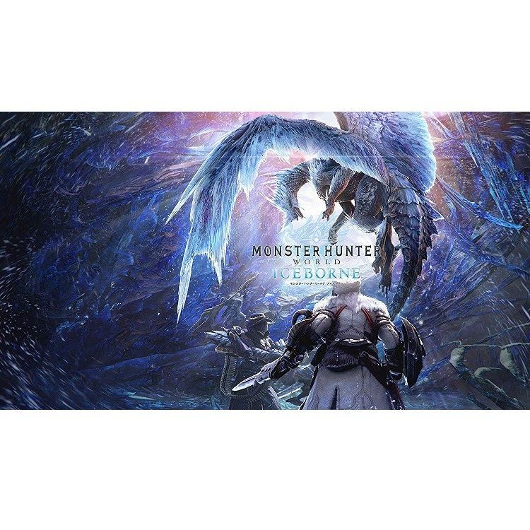 【新品】【即納】モンスターハンターワールド:アイスボーン マスターエディション コレクターズパッケージ (【予約特典】プロダクトコード 同梱) PS4