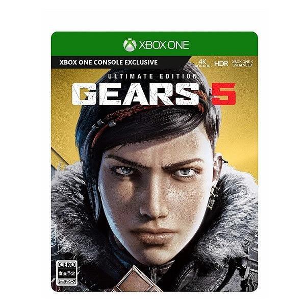 【新品】【即納】Gears 5 アルティメット エディション XboxOne 【CEROレーティング「Z」】