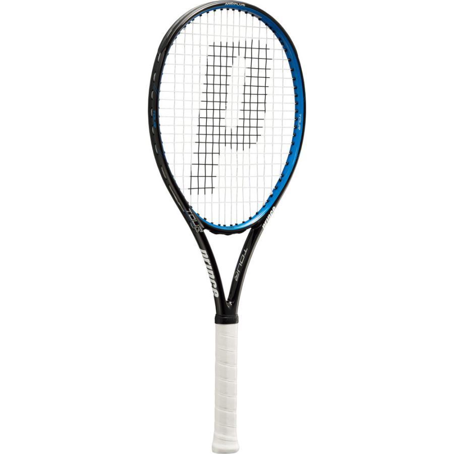 Prince(プリンス) 【ジュニア 硬式テニス用ラケット(ガット張り上げ済)】 ツアー27(身長145〜160cm向け