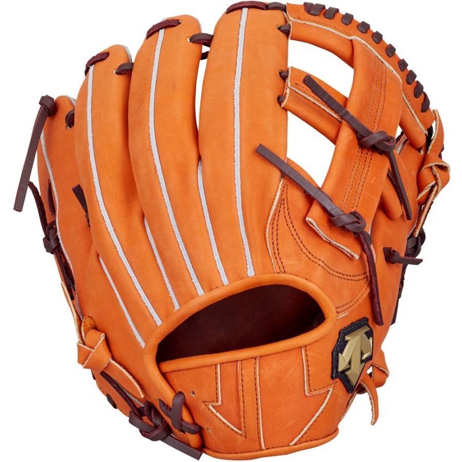 高い品質 デサント(DESCENTE) 軟式野球用グラブ DBBLJG55 サード用 オレンジ DBBLJG55 オレンジ, eWine:5f4130e5 --- airmodconsu.dominiotemporario.com