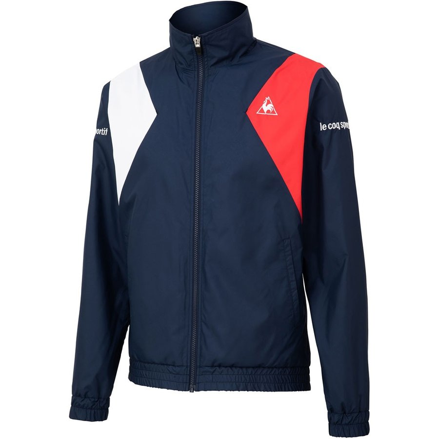 le coq sportif(ルコック) ライトコンプレッションジャケット メンズ QTMOJK00 ネイビー