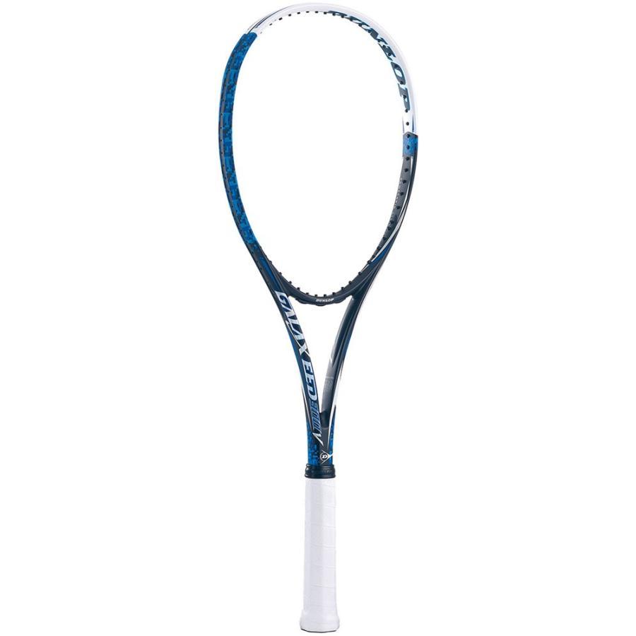 DUNLOP(ダンロップテニス) ソフトテニスラケット ダンロップ ギャラクシード 300V DS41903 UXL