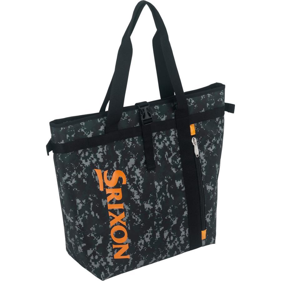 SRIXON(スリクソン) 【テニス用ラケットバッグ】 トートバッグ ラケット1本収納可 SPC2713 ネイビ-
