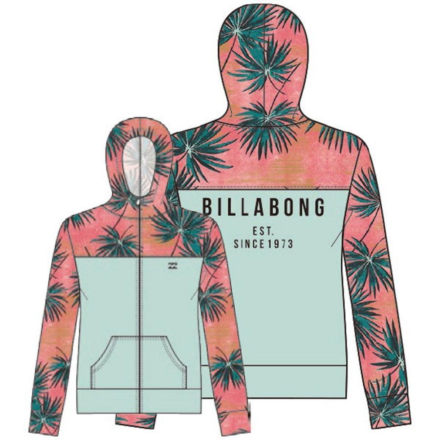 BILLABONG(ビラボン) BILLABONG レディース 【ACTIVE】 フルジップラッシュパーカ AJ013864 CBY