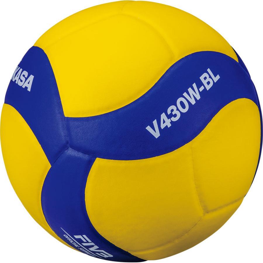 ミカサ(MIKASA) 鈴入りバレーボール4号 V430WBL
