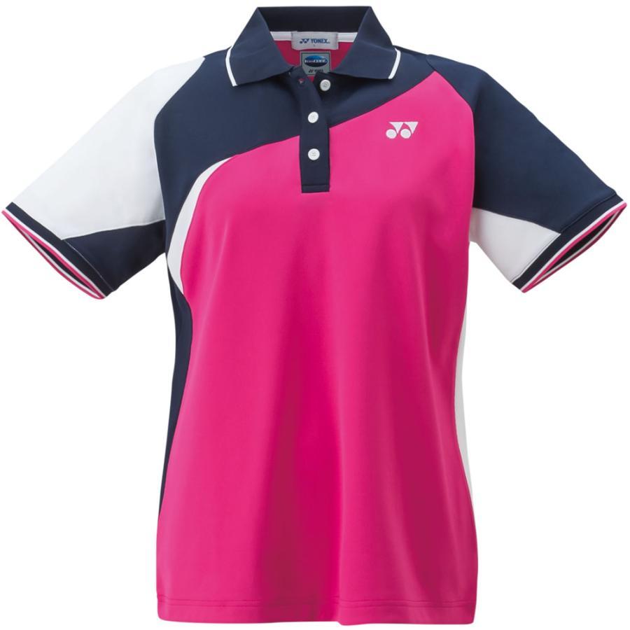 Yonex(ヨネックス) ゲームシャツ チームウェア レディース 20434 ベリーピンク