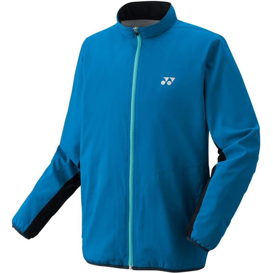 Yonex(ヨネックス) ユニセックス 裏地付ウィンドウォーマーシャツ(フィットスタイル) 70059 インフィニットブルー