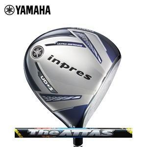 (カスタム特注仕様品) YAMAHA GOLF(ヤマハ ゴルフ) inpres UD+2 DRIVER(インプレス UD+2 ドライバー) The ATTAS(ジ・アッタス)(USTマミヤ社製) (日本正規品)