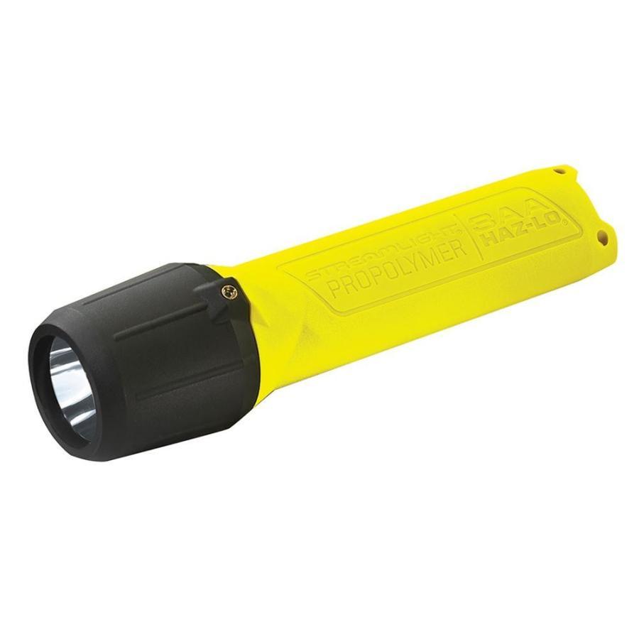 ストリームライト プロポリマー3AA LED HAZ-LO イエロー WSL68720 送料無料