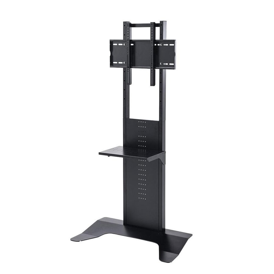 サンワサプライ 32〜65インチ対応 壁寄せ液晶ディスプレイスタンド 壁寄せ液晶ディスプレイスタンド CR-PL33BK 送料無料