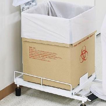フジオカシ テラモト 医廃物容器フレーム DS2411000 送料無料, かにの街えさし「海洋食品」 7cecf75d