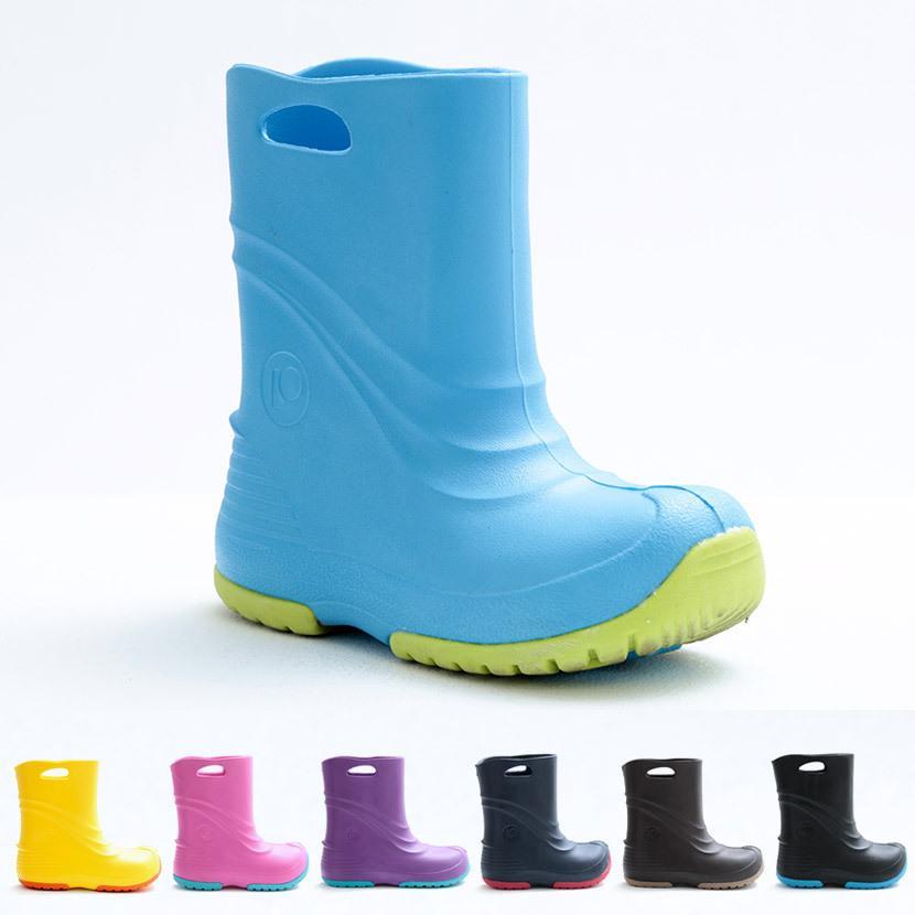 【スポイチ】レインシューズ 長靴 子供用 キッズ レインブーツ 防水 スノトレ スノーブーツ 2WAY POOKIES プーキーズ PK-EB510 子供用 ジュニア 雪靴|spo-ichi|02