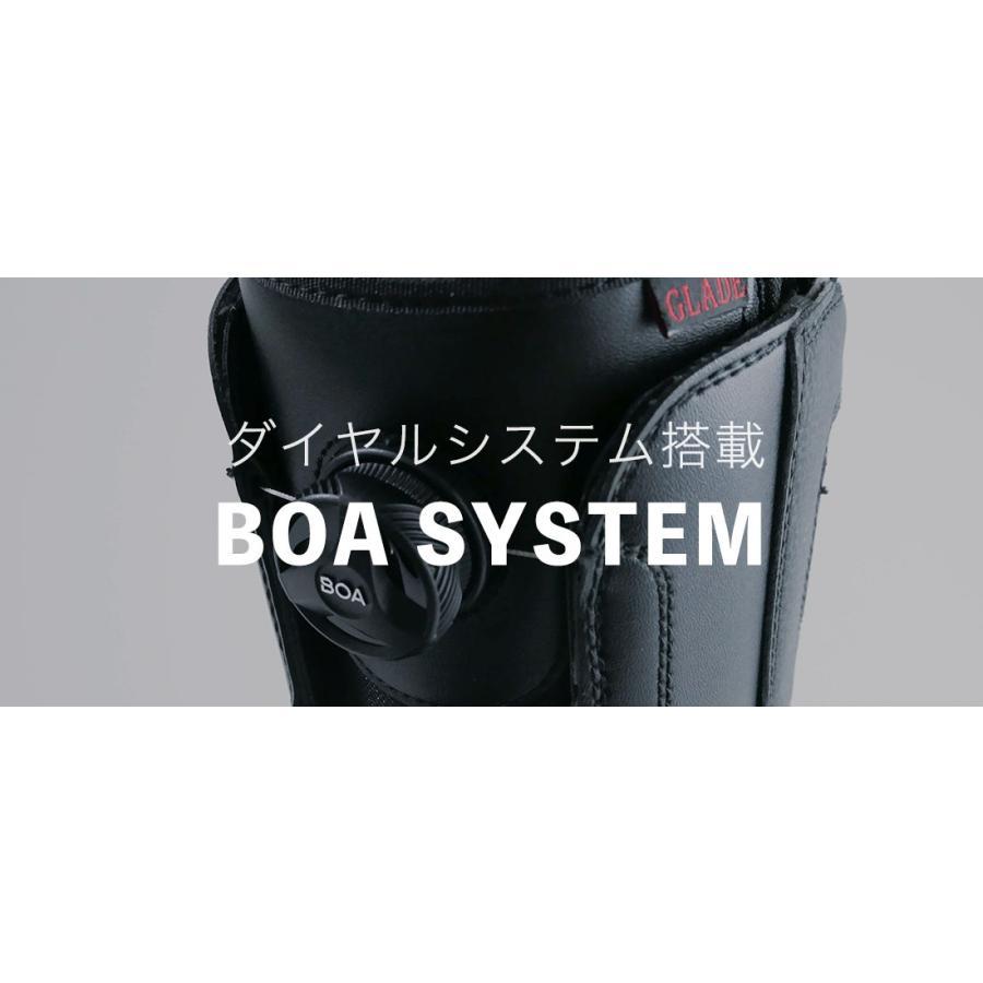 スノーボード ブーツ メンズ レディース ロシニョール ROSSIGNOL GLADE BOA DUSK BOA ダイヤル ダイアル スノーボード スノボ スノボー snowboard|spo-ichi|02