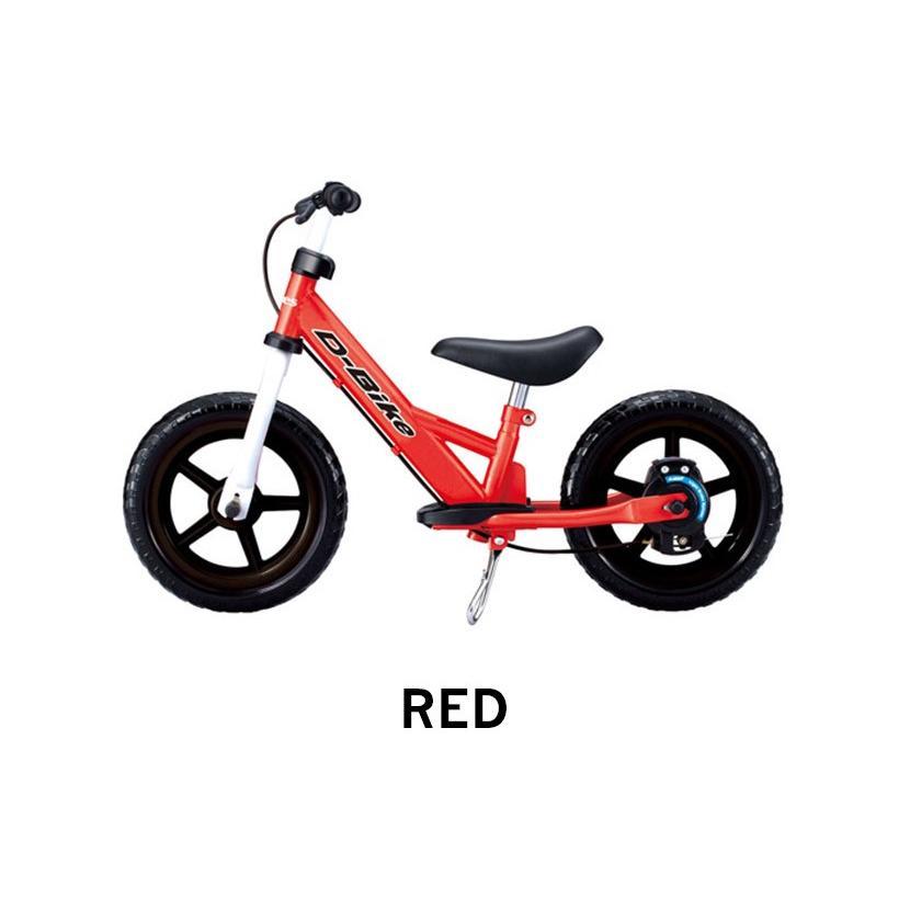 【スポイチ】キックバイク キッズバイク 子供 幼児 ペダルなし自転車 ブレーキ付き ディーバイク エルビーエス D-BIKE LBS ides 要組み立て 工具・説明書付属 spo-ichi 05