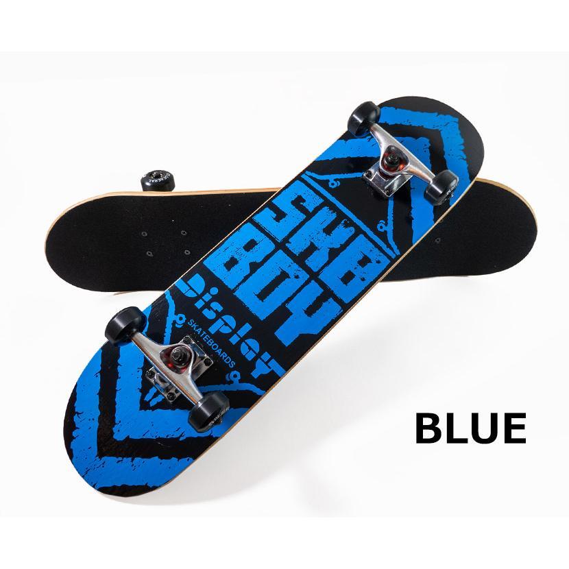 【スポイチ】スケートボード スケボー 8.0 インチ コンプリート 完成品 大人用 子供用 初心者 中級者 ABEC7 ベアリング 95A ウィール アルミトラック|spo-ichi|07
