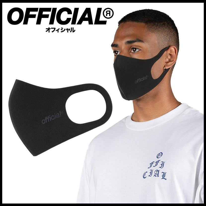 【スポイチ】OFFICIAL RPF Face Mask オフィシャル フェイスマスク アウトドア スケートボード ファッション スポーツ マスク|spo-ichi