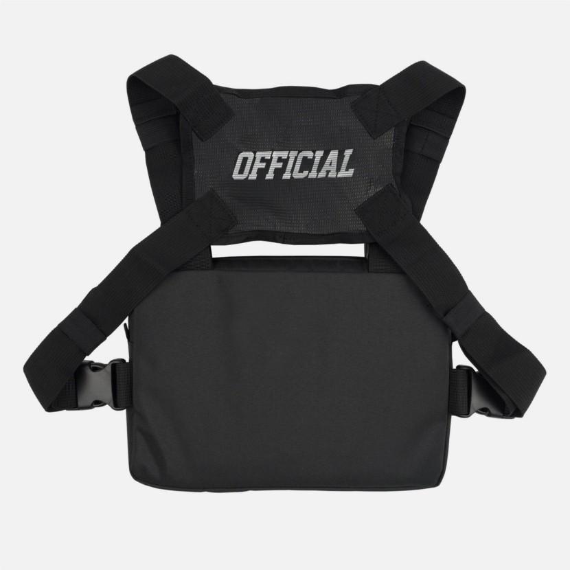 【スポイチ】 OFFICIAL オフィシャル バッグ MELROSE CHEST UTILITY BAG ショルダーバッグ ボディバック アウトドア|spo-ichi|02
