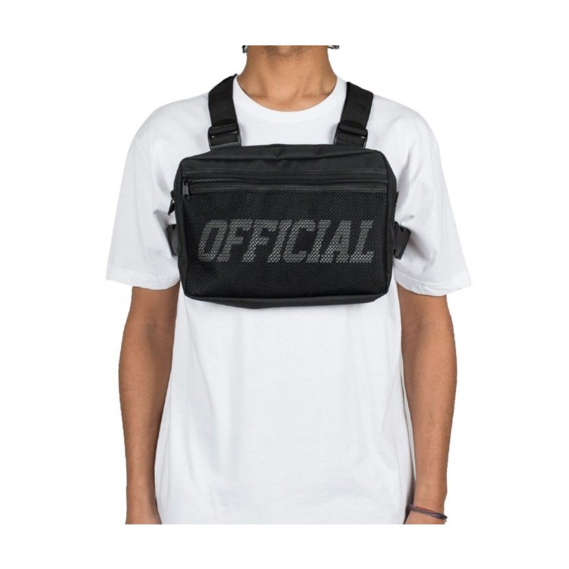 【スポイチ】 OFFICIAL オフィシャル バッグ MELROSE CHEST UTILITY BAG ショルダーバッグ ボディバック アウトドア|spo-ichi|03