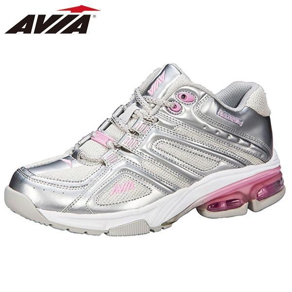 新しいエルメス アビア AVIA フィットネス シューズ レディース A6812W-SPK シューズ スニーカー 靴 トレーニング ヨガ エアロビ ダンス, クロノコーポレーション ad41c613