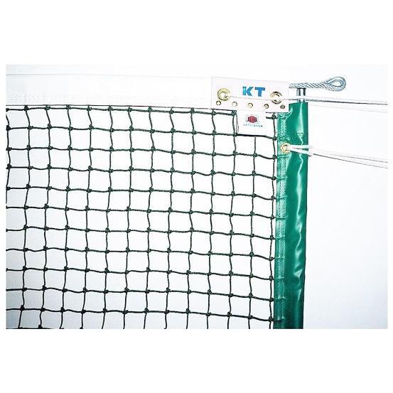 素晴らしい 全天候式上部ダブル 硬式テニスネット センターストラップ付き 日本製 コート備品 テニスネット T228, らいぶshop 6632b877