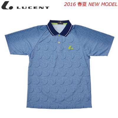 20%OFF LUCENT[ルーセント] ソフトテニス ウェア ゲームシャツ・ユニホーム・半袖ポロシャツ[XLP8226] ユニセックス:男女兼用/ジュニア:子供用 1枚までメ