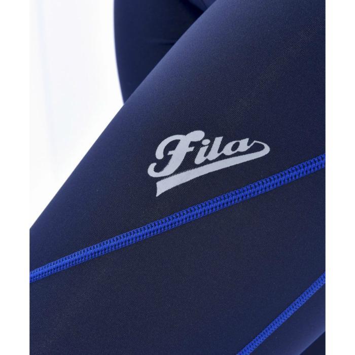 FILA フィラ マルチコンプレッション ロングタイツ 445-407 レディース RUNNING FITNESS 送料無料|spocon-store|13