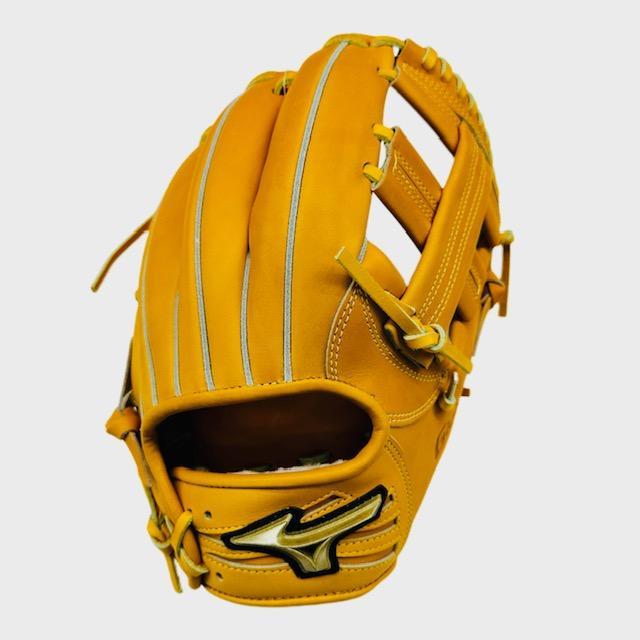 ミズノ(MIZUNO) グローバルエリート 硬式グラブ 内野手用 1AJGH97013-542