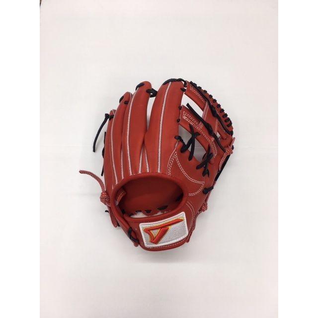 Teppen(テッペン) 硬式野球グラブ 内野手用 RM6型 RM6-DO-WHT-BLK