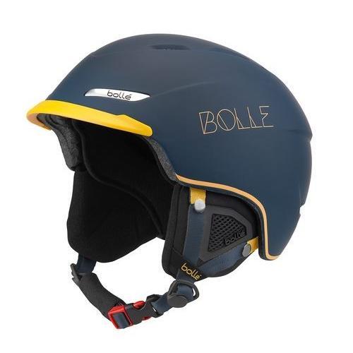 ボレー bolle ヘルメット 【品名】 BEAT 【カラー】 ネイビー&マスタード 【2017-18お買い得モデル】