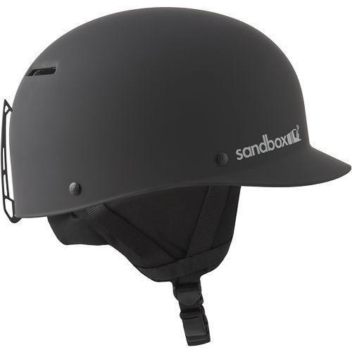 サンドボックス SANDBOX ヘルメット 【品名】 CLASSIC2.0 SNOW ASIA FIT 【カラー】 黒 【2018-19モデル】