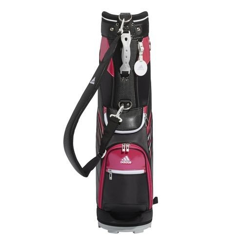 アディダスゴルフ adidas golf レディース ゴルフ バッグ ウィメンズ ライトキャディバッグ AWU83 M72255 ブラック 【2018FW】