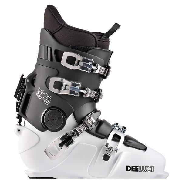 【予約販売中】 ディーラックス DEELUXE スノーボードブーツ メンズ TRACK 325 T 黒/白い 【2019-20】